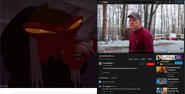 Mr. Scroop vs Psycho Dad