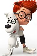 Mr Peabody & Sherman (Dreamworks Mr Peabody & Sherman) as Lampwick