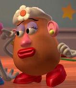Mrs. Potato Head in Toy Story 2