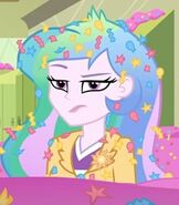 Principal Celestia in My Little Pony Equestria Girls Better Together