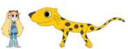 Star meets Jaguar