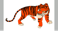 Tiger From Company Idiot