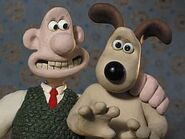 Wallace und gromit small 2