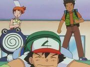 Ash on the floor