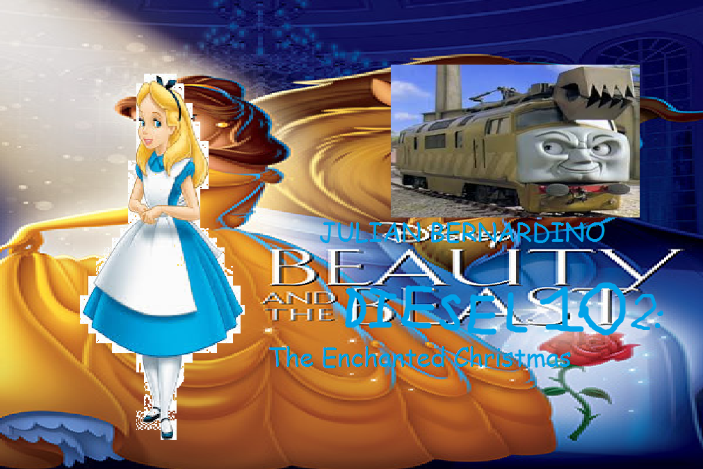 Beauty and the Diesel 10 2: Enchanted Christmas (Julian Bernardino Style)