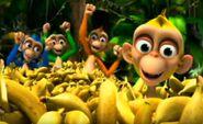 Buzz junior jungle party monkeys