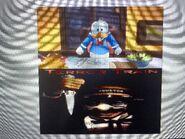 Donald Duck Hates Terror Train
