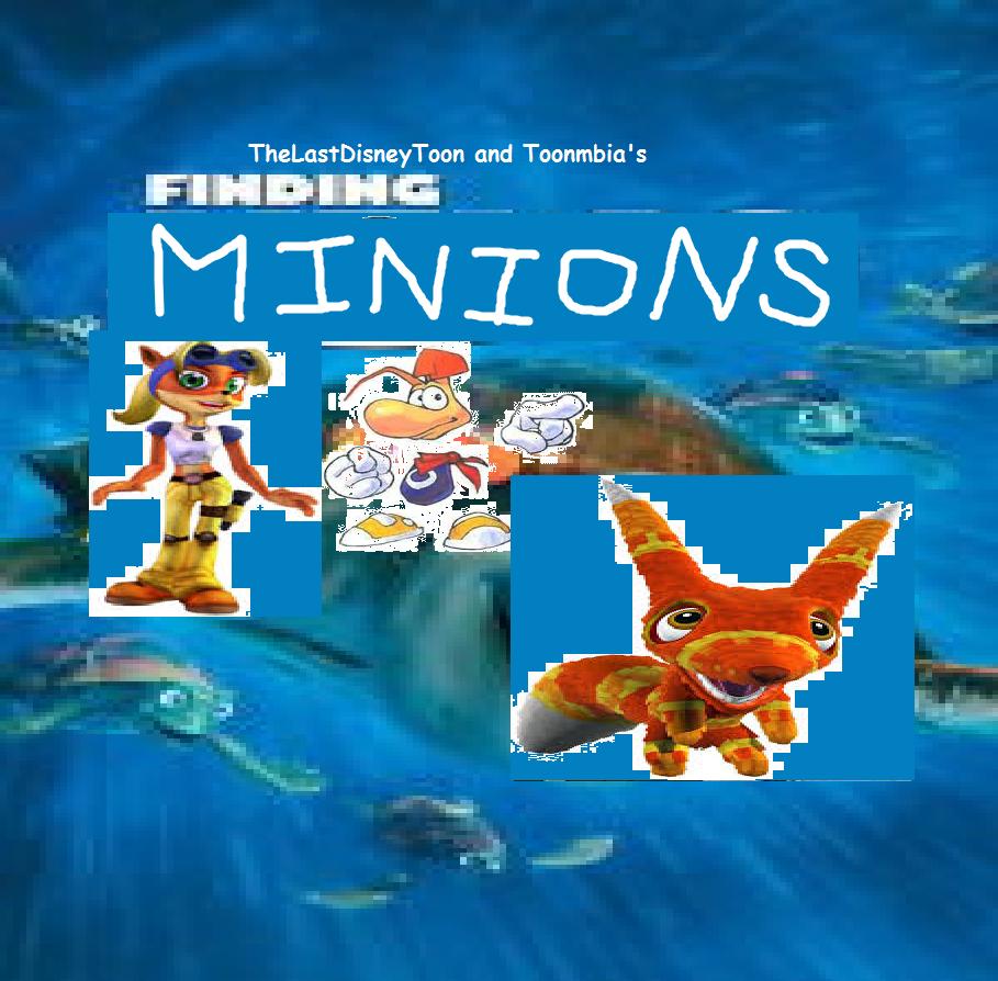 Finding Minions (TheLastDisneyToon and Toonmbia Style)