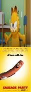 Garfield Hates Sausage Party