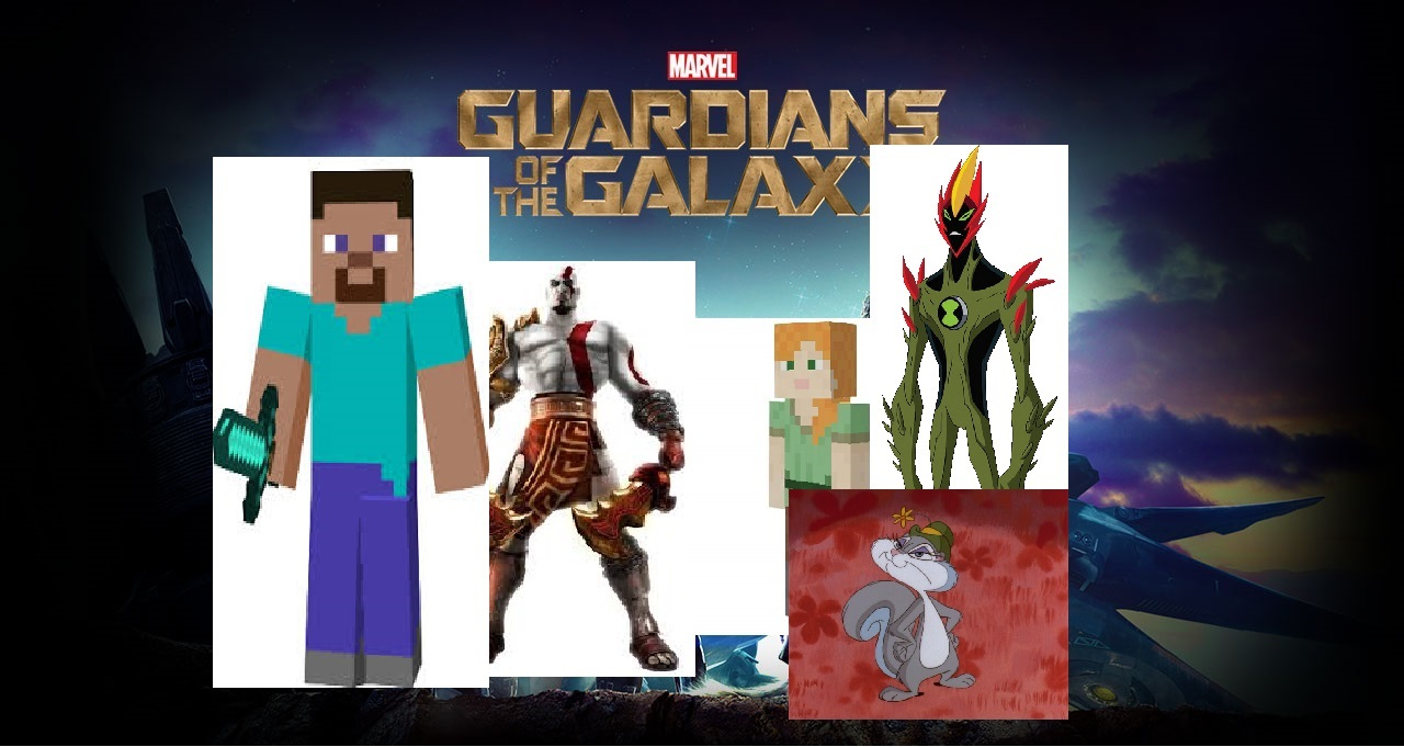 The Guardians of the Galaxy (paulodejesus18 version)