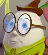 Humpty Dumpty (Goldie y Osito)