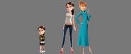 Lucy X Margo CGI