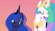 """Princess Celestia """"it was just what we needed"""" S7E10"""