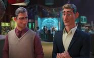Robert Callaghan and Alistair Krei (Big Hero 6)