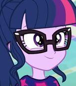 Sci-Twi in My Little Pony Equestria Girls Spring Breakdown