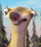 Sid in the Ice Age Shorts
