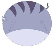 The Secret Life of Pets Chloe The Balloon Cat