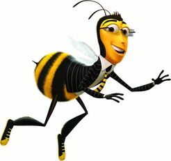 Adam flying bee movie.jpg