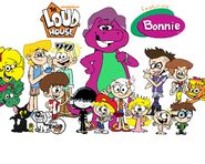 Bonnie and the Genderbend Louds