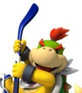 Bowser Jr. in Mario Sports Max