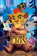 Brother Lion (TheWildAnimal13 Animal Style) 1 Poster