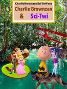 Charlie Brownzan & Sci-Twi (2002; Movie Poster)