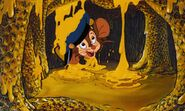 Fievel Mousekewitz's Top Was Covered in Honey