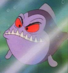 Mikey the Piranha