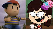 Ness (Earthbound) and Adelaide Chang