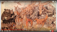 Noah's Ark Aardvarks Anteaters Armadillos Badgers Bears Gnus Elephants Kangaroos Deers Parrots Parakeets Bluebirds Jaybirds Egrets Frogs Elephants Rhinoceroses Warthogs Hippopotamuses Giraffes Toads