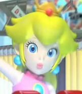 Peach in Mario and Sonic at the Olympic Games