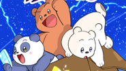 Reboot Grizz, Panda and Ice Bear