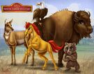 The Lion Guard as North American Animals