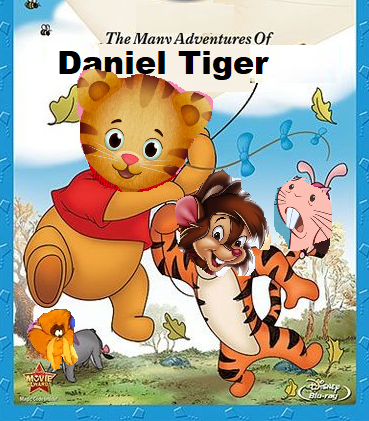 The Many Adventures of Daniel Tiger
