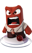 Anger disney infinity