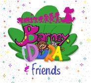 Barney, Dora and Friends Season 3