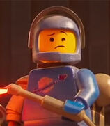 Benny In The Lego Movie: The Second Part