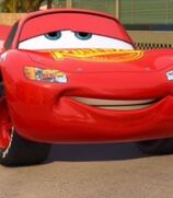 Lightning McQueen in Cars 2 (2011)