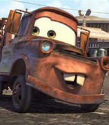 Mater in Cars