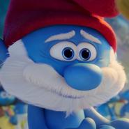 Papa Smurf (Smurfs- The Lost Village)