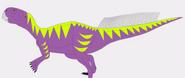 Psittacosaurus-100-dinosaurs-500-subscribers