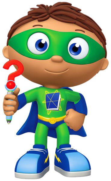 Super Why! and Blue's Clues Special: A Playdate With The Super Readers