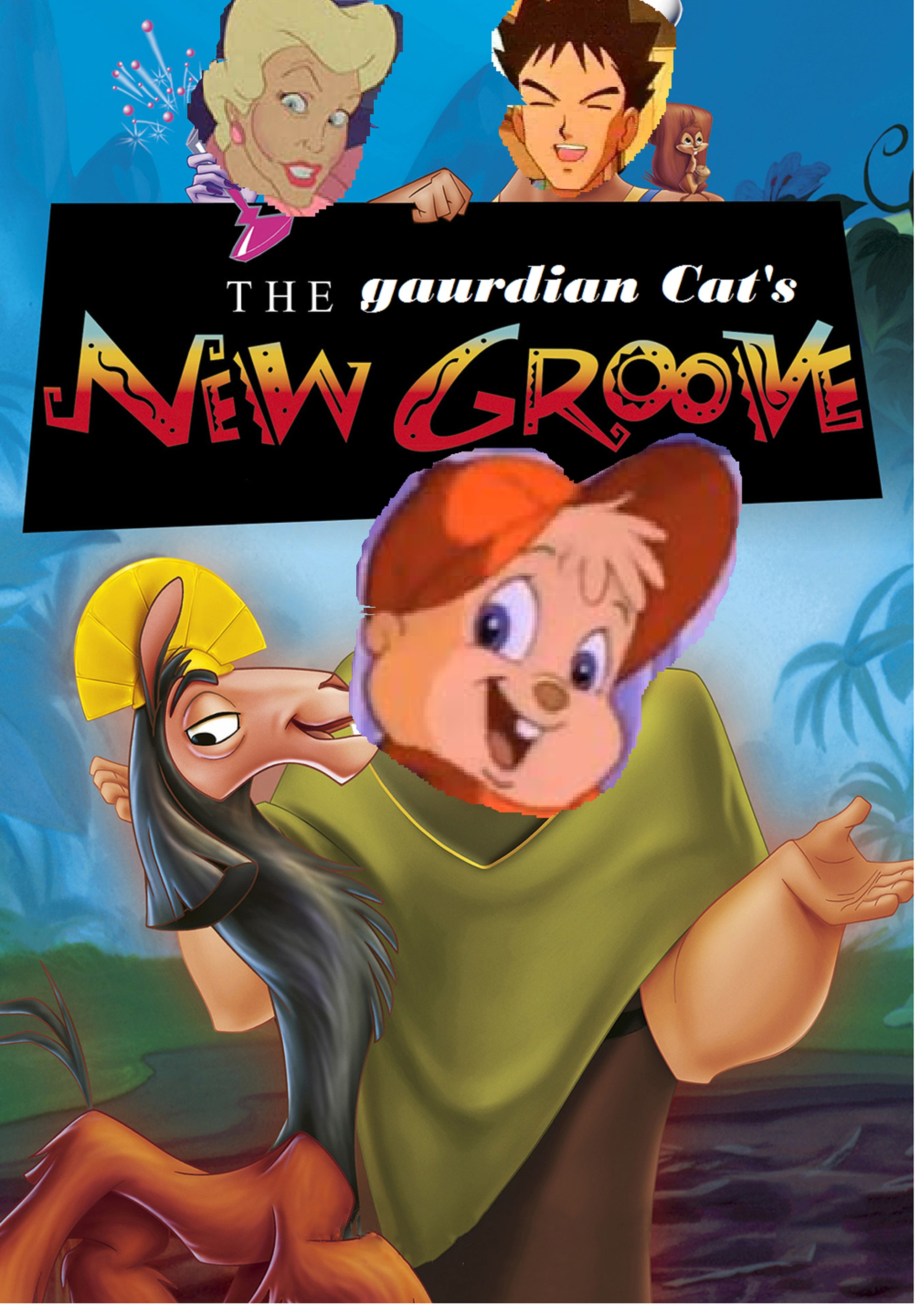 The Guardian Cat's New Groove