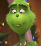 The Grinch (2018) ending