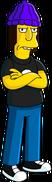 The Simpsons Jimbo