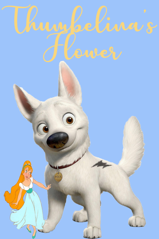 Thumbelina's Flower