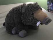 Bert the Wild Boar