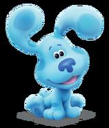 Blue Puppy 2019