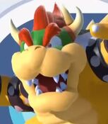 Bowser in Mario and Sonic at the Olympic Games Tokyo 2020