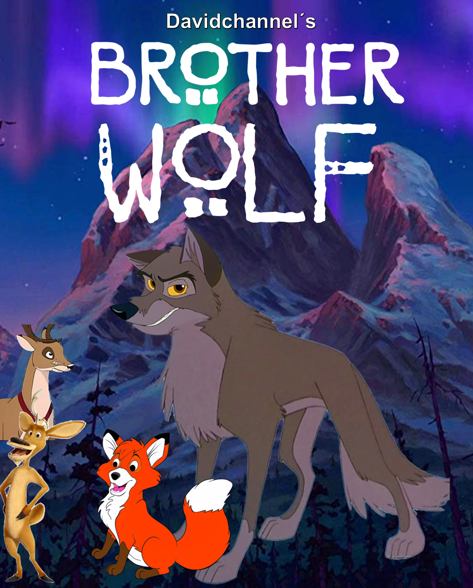 Brother Wolf (Davidchannel Version)